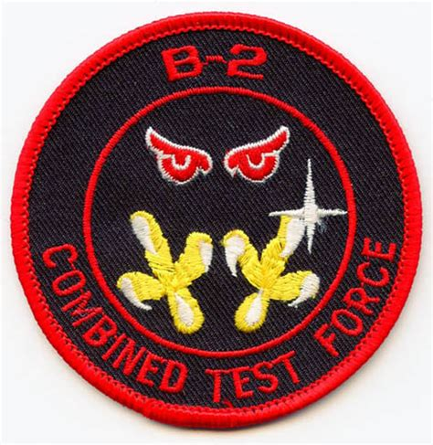 usaf  test squadron   combined test force