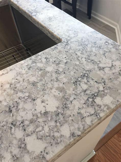 beautiful everest quartz  lg viatera replacing kitchen