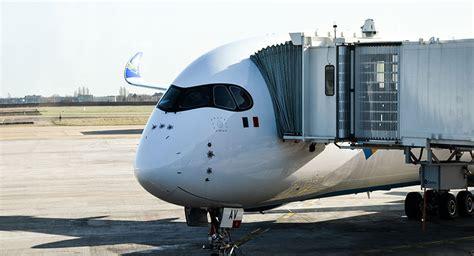 siege avion occasion vol inaugural de l 39 airbus a350 sur air caraïbes comme un avion