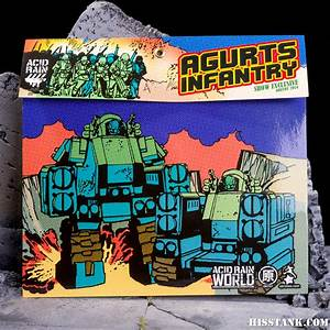 Acid Rain Agurts Infantry Nycc Exclusive In-hand Gallery