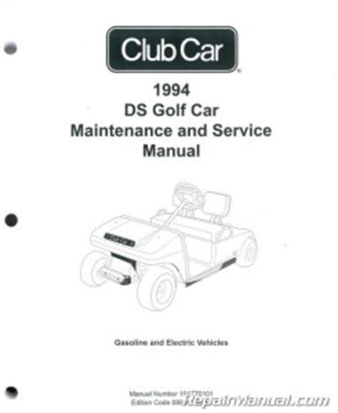 what is the best auto repair manual 1994 ford probe windshield wipe control 1994 club car ds golf car maintenance and service manual
