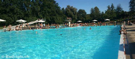 freibad bremgarten schwimmbecken