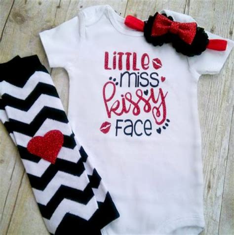 newborn baby girl  valentines day outfits
