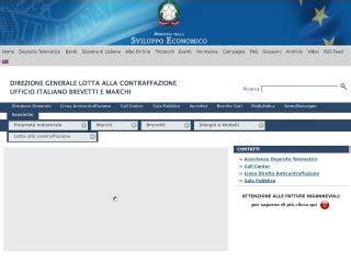 Ufficio Italiano Brevetti E Marchi Ricerca by Propriet 224 Intellettuale Gratis