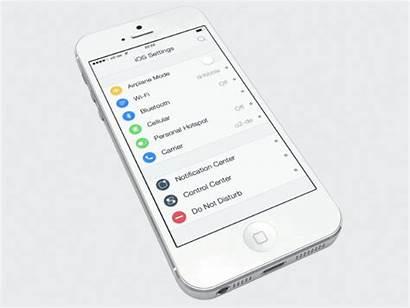 Ios Settings Apple Feature Should Simple Svartling