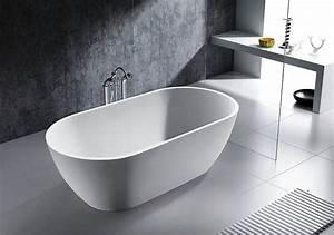 Badewanne Freistehend Für Garten : badewanne freistehend naomi 160 in mattstone by gioiabagno ~ Markanthonyermac.com Haus und Dekorationen