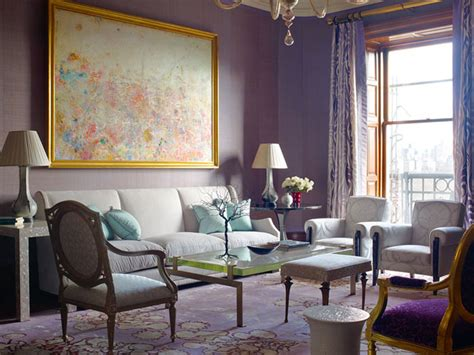 Glamorous Living Rooms By 10 Of New York City's Top