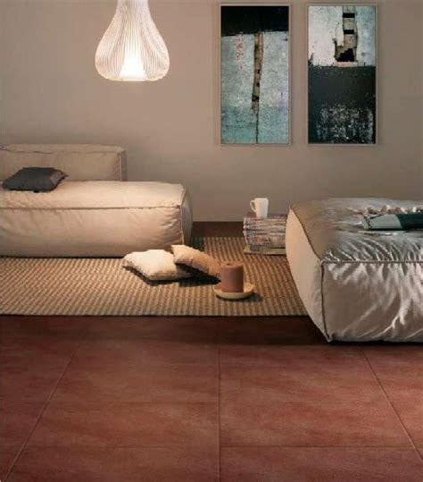 pavimenti per soggiorno soggiorno con pavimento in cotto