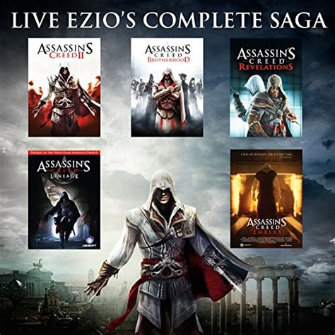 creed assassin ezio collection game remastered playstation liberation timeline paul odyssey series ac