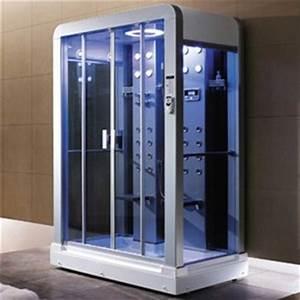 Cabine De Douche Integrale Hauteur 200 : les douches le guide du chauffage individuel ~ Edinachiropracticcenter.com Idées de Décoration