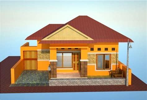 desain rumah sederhana bos arman