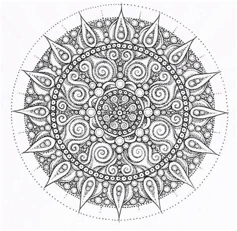 indian ceremony mandala coloring pages indian ceremony