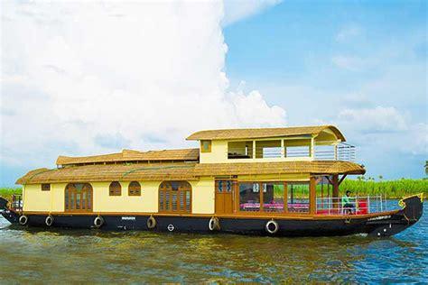 Kerala Boat House Tour by Kerala Houseboat Packages Kerala Houseboat Tour