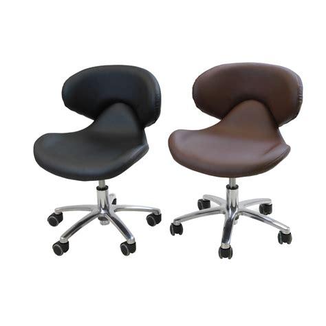 continuum standard salon spa nail tech chair