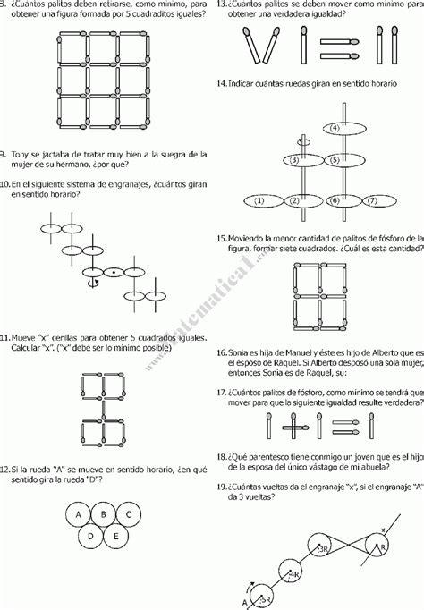 Diviértete con estos juegos numéricos de aritmética y aprende habilidades mentales que siempre te serán de utilidad. LIBRO+DE+RAZONAMIENTO+MATEMATICO+DE+CUARTO+DE+SECUNDARIA+EJERCICIOS+PDF+(9).gif (1112×1600 ...