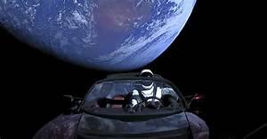 Tesla En Orbite : une tesla roadster en orbite autour de la terre ~ Melissatoandfro.com Idées de Décoration