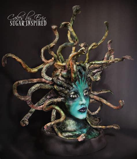 Medusa Cake - CakeCentral.com