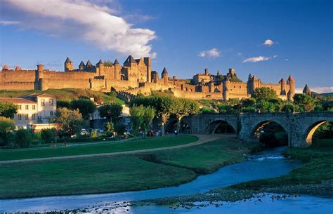 Must-sees - The city of Carcassonne - Campsites Sirène ...