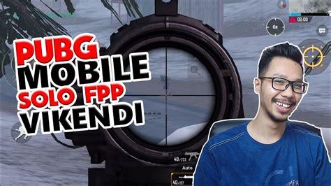 fpp vikendi pengumuman giveaway pubg mobile indonesia