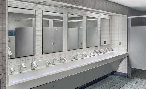 trends  commercial lavatories    plumbing