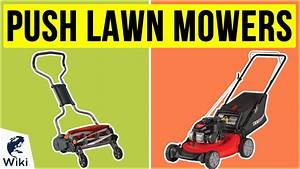 Top 10 Push Lawn Mowers Of 2020