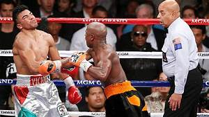 Victor Ortiz makes pitch for Mayweather rematch ...