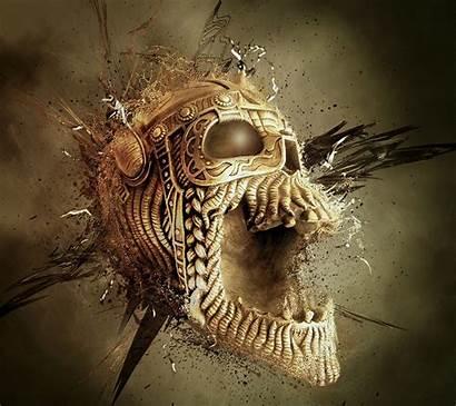 Skull Cliparts Fantasy Skulls Clipart Bones Wallpapers