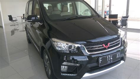 wuling confero    luxury   impression