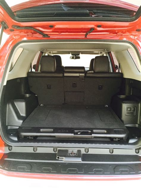 4runner Sliding Rear Cargo Deck by Any Recommendation For Sliding Cargo Deck Liner Toyota
