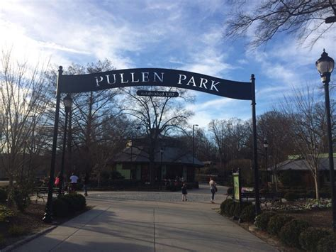Boat Stores In Raleigh Nc by Pullen Park In Raleigh Carolina