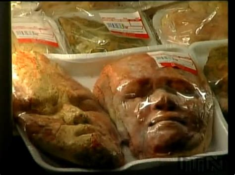 baker creates gruesome body parts   bread