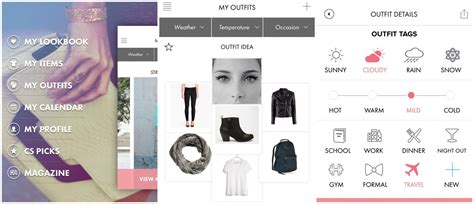 Closet Organizing App by Need To Organize Your Wardrobe There S An App For That