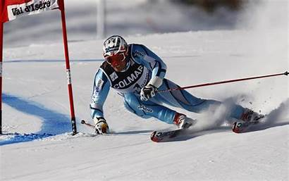Slalom Skiing Sport Sports Ski Theme Svindal