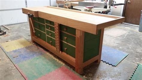 vintage workbench design ideas  work