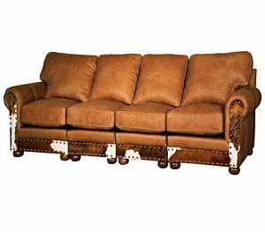 foxridge 4 seat western sectional sofa With 4 seat sectional sofa
