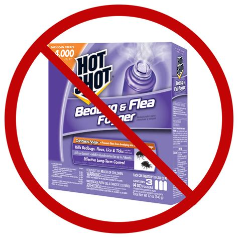 Fogger For Bed Bugs by Do Bed Bug Foggers Work No Zappbug