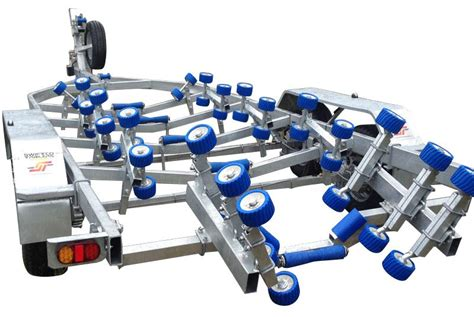 Boat Trailer Rollers by Swiftco 7 2 Metre Boat Trailer Wobble Roller