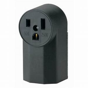 Cooper Wiring Devices 1252 Surface Mount Ground Receptacle