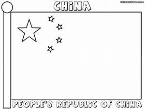 flag coloring pages of the world - chinese flag coloring pages coloring pages to download