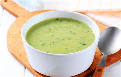soupe aux legumes verts recette bouchra