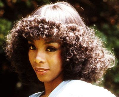 beehive hairstyle donna summer wearing  stack