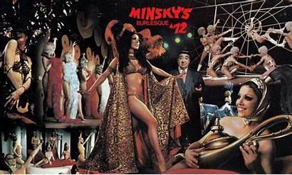Minsky Vegas 70s Viva Sin Flashbak 1972