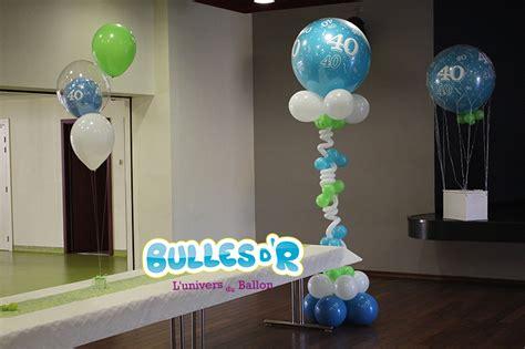 bullesdr d 233 coration ballons anniversaire 40 ans 224
