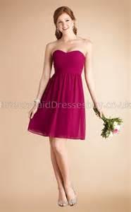 fuschia bridesmaid dresses fuschia bridesmaid dresses ovaz dresses trend