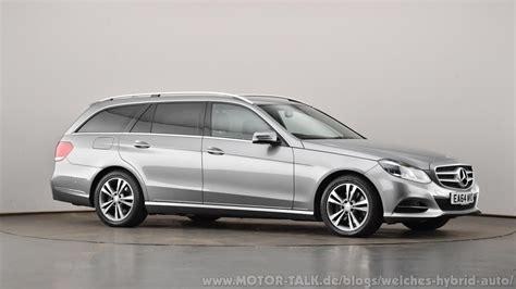 Diesel Hybrid by Mercedes Diesel Hybrid In Welches Hybrid Auto