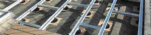 Unterkonstruktion Terrasse Alu : sous constructions en aluminium pour terrasses ~ Yasmunasinghe.com Haus und Dekorationen