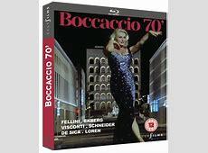 Boccaccio '70 Four portraits of Italian culture in HD