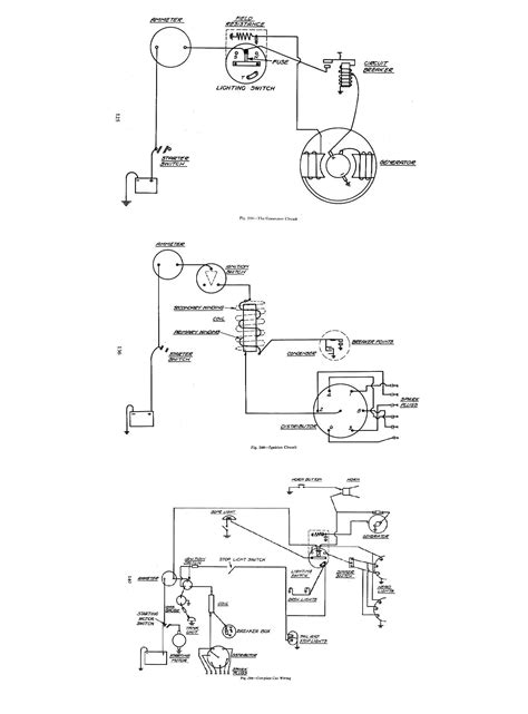 Ford Generator Wiring Diagram by Farmall 6 To 12 Volt Conversion Diagram Wiring Diagram