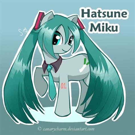 Hatsune Miku Memes - vocaloid pony hatsune miku hatsune miku vocaloid know your meme