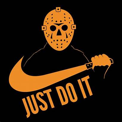 Nike Jason Shirt Voorhees Parody 13th Myers